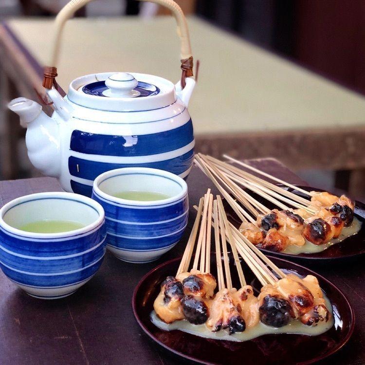 #かざりや #あぶり餅 #お餅 #お団子 #和菓子 #京都 #今宮神社 #カフェ #カフェ巡り #グルメ #冬