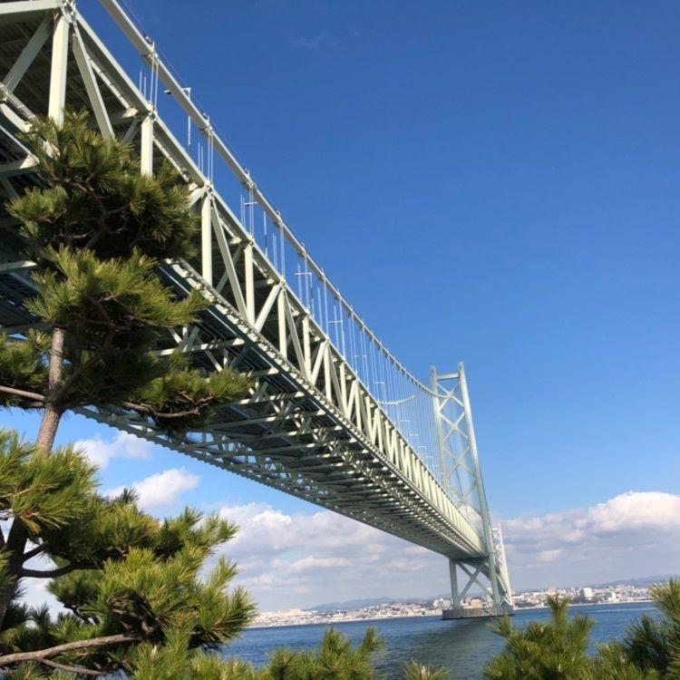 #明石海峡大橋 #旅行