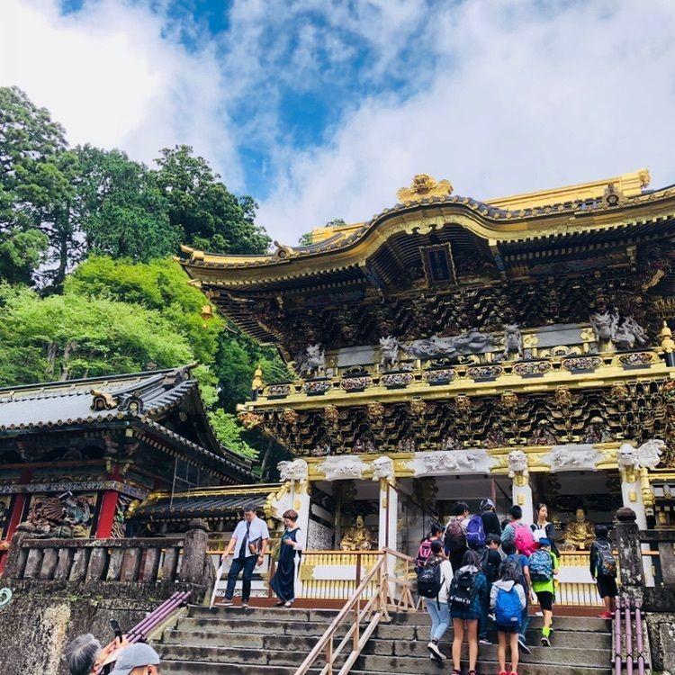 #栃木県の観光スポット #日光の観光スポット #歴史スポット #おでかけ