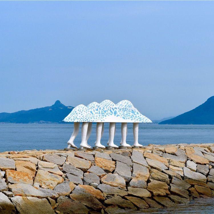 #香川 #男木島 #アートの島 #おでかけ #国内旅行