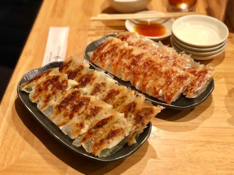#歩兵 #京都 #餃子 #美味しい #フォトジェニック