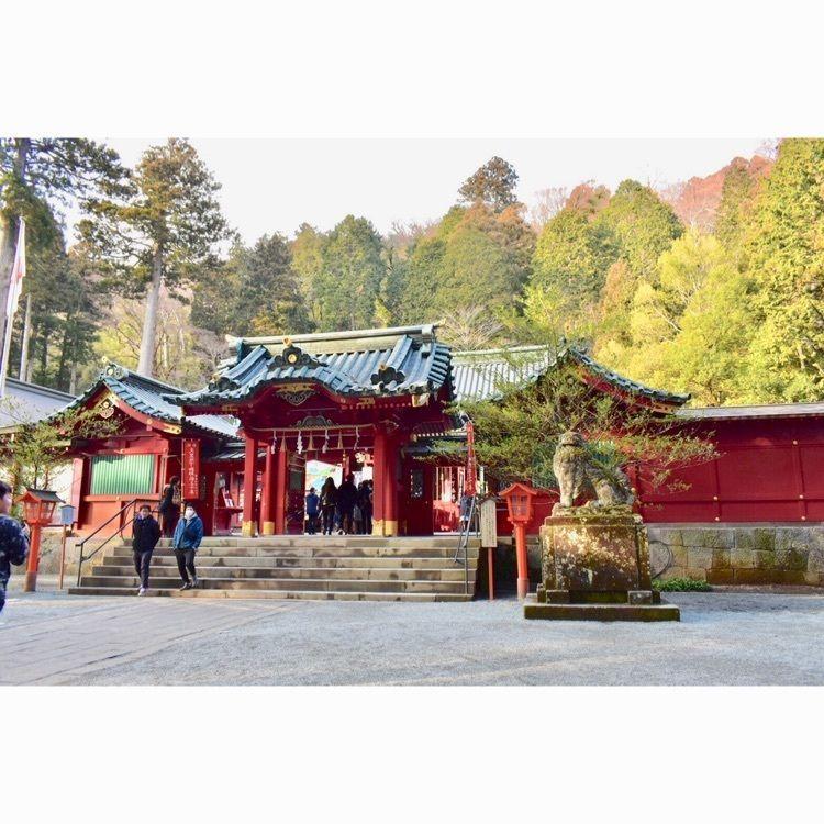 #箱根湯本 #箱根神社
