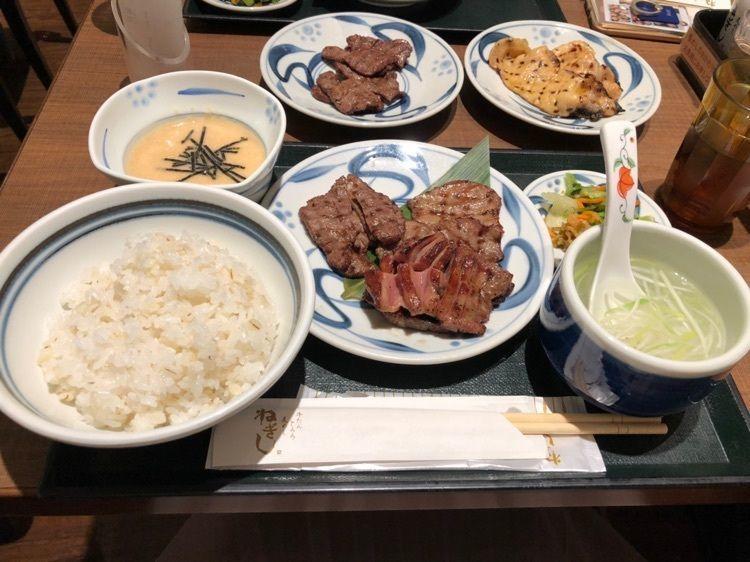 #ねぎし #グルメ #渋谷グルメ #グルメスポット #肉 #牛タン