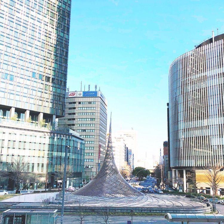 #名古屋のおすすめスポット #飛翔 #もうすぐ終わり #名古屋 #名古屋駅 #名古屋駅付近