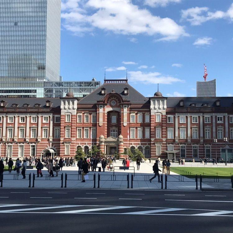 #東京 #東京駅