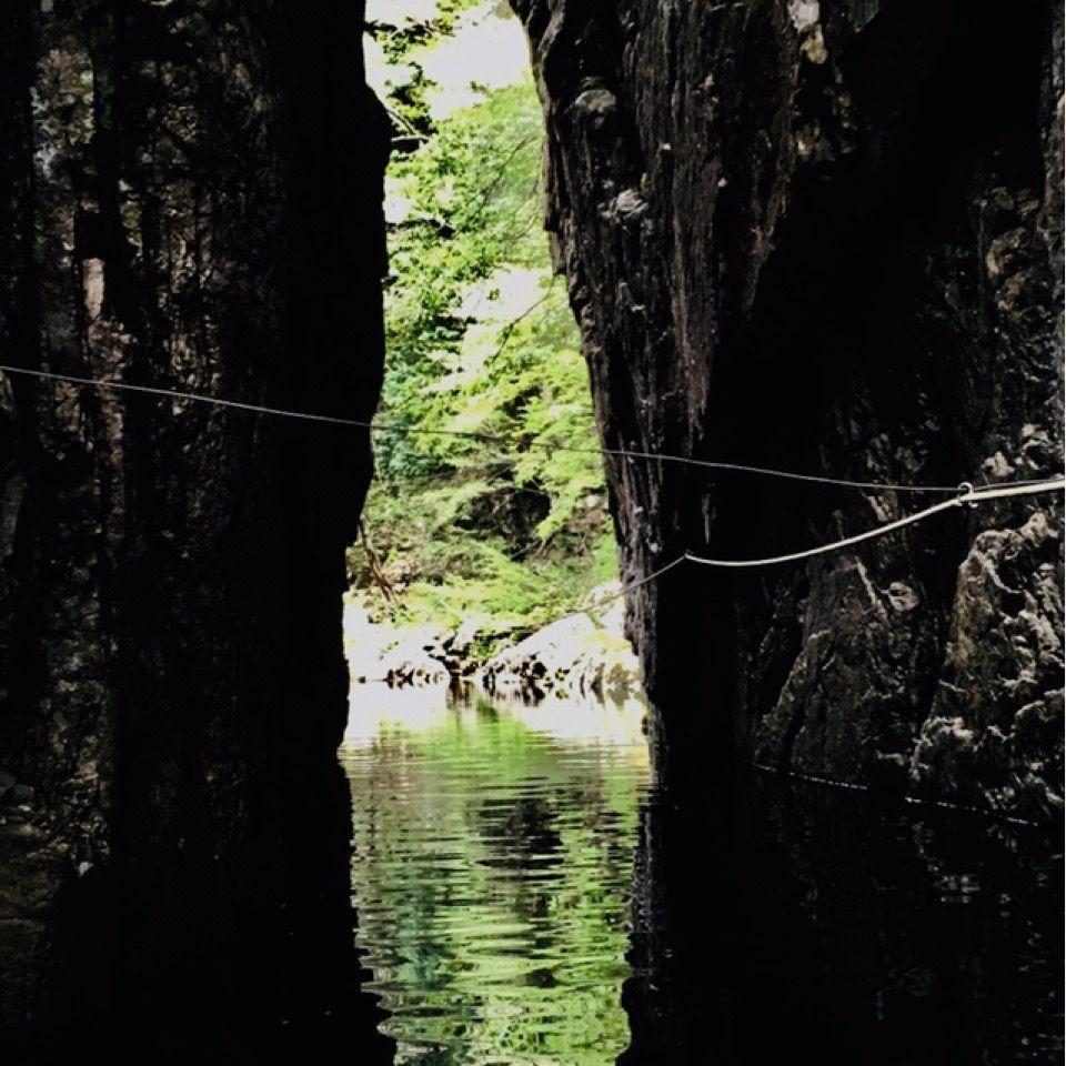 #フォトジェニック #旅行 #aumo #おでかけ #広島 #三段峡