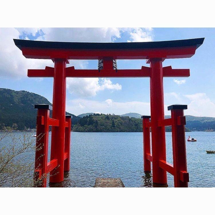 #箱根神社 #箱根 #旅行