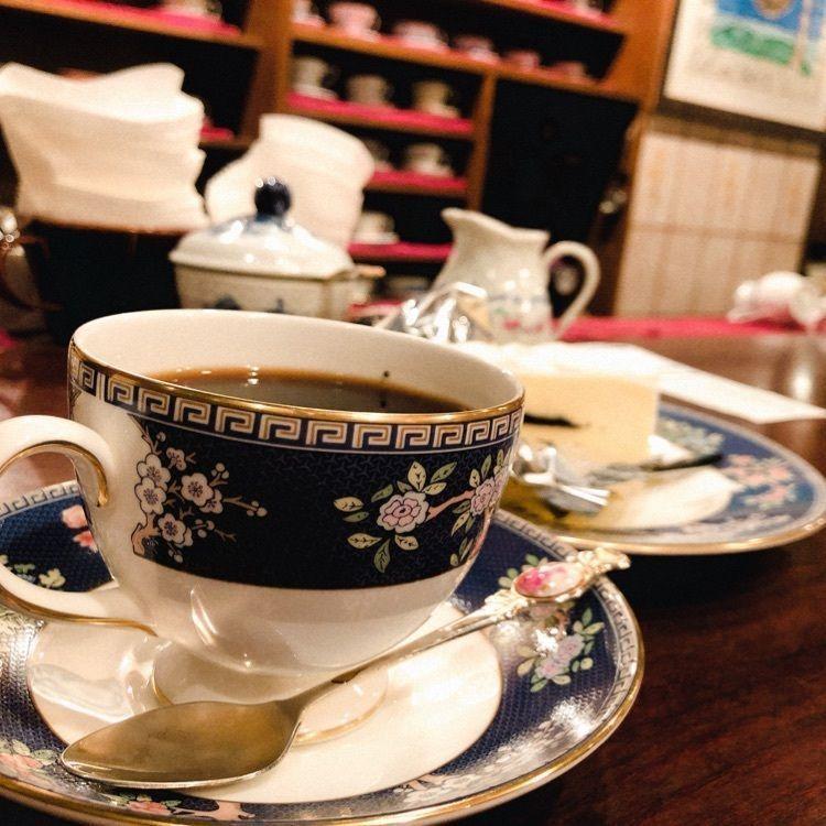 #神保町 #喫茶店 #コーヒー #オレオケーキ