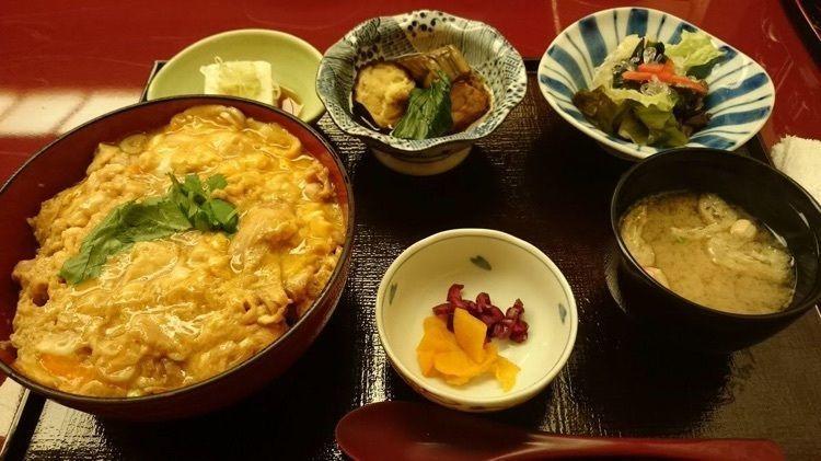 #グルメ #親子丼 #ランチ #神楽坂