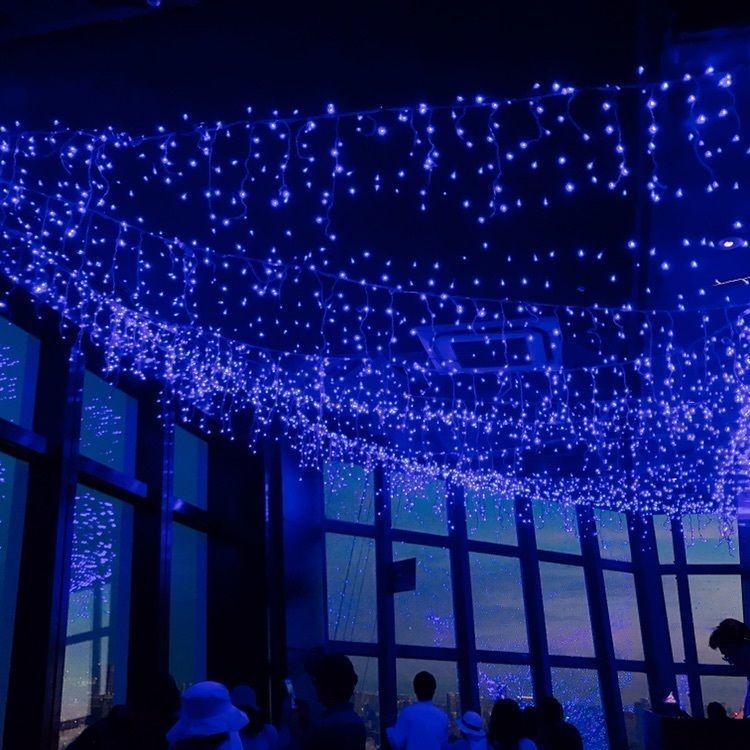 クリスマス イルミネーション 東京
