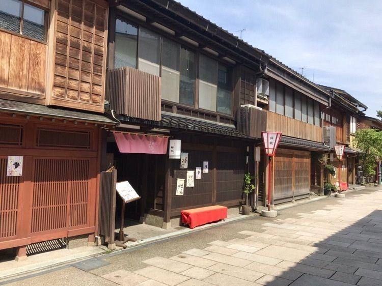 #金沢 #にし茶屋街 #aumo #おでかけ #旅行 #国内旅行