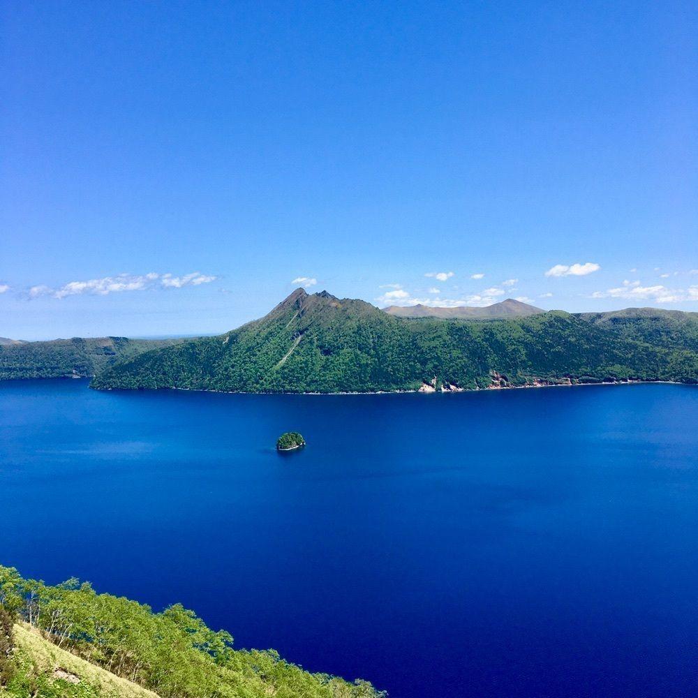 #北海道 #aumo #タカちゃんの日常 #摩周湖