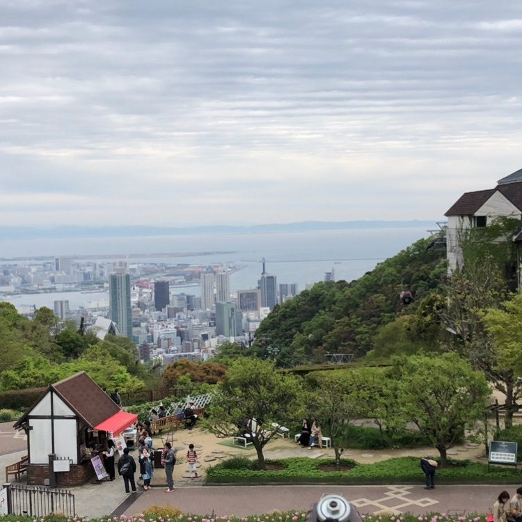 #六甲山ガーデンテラス #夏 #おでかけ #神戸
