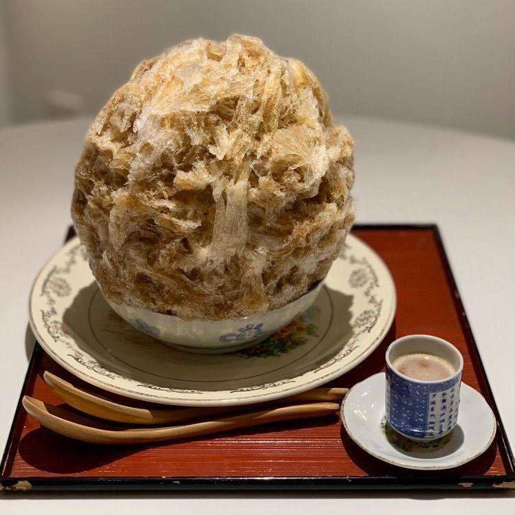 #おでかけ #京都 #お茶と酒たすき #夏の風物詩 #かき氷 #🍧