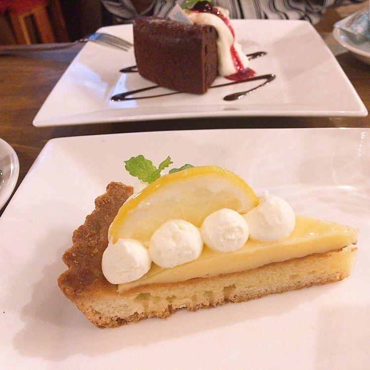 #渋谷 #おしゃれなカフェ #カフェスイーツ #タルト #ケーキ