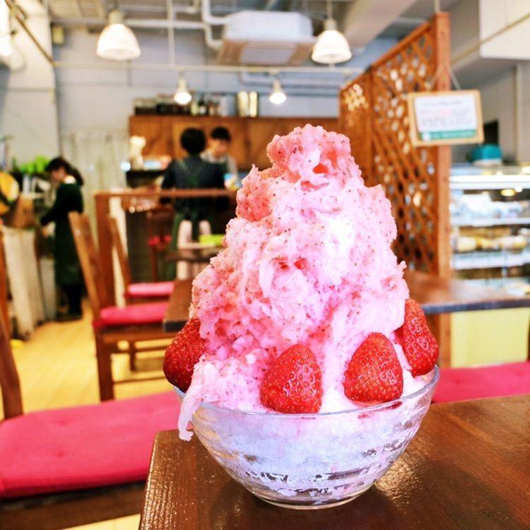 #aumo #グルメ #Gourmet #food #foodporn #foodie #foodpic #大阪 #大阪スイーツ #山口果物 #カフェ #スイーツ #上本町 #カキ氷