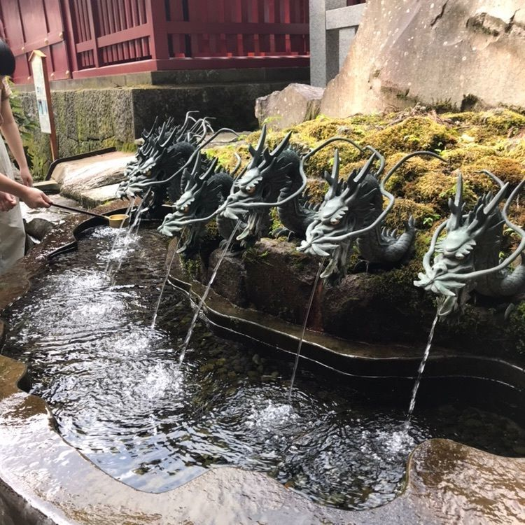 #旅行 #箱根のホテル #九頭龍神社