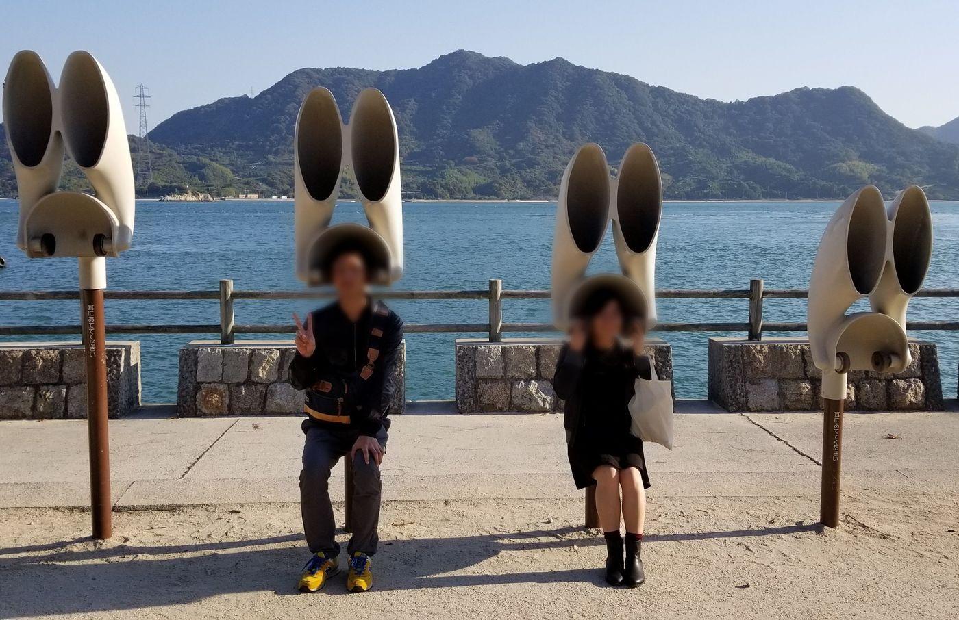 海外でも話題!「地図から消された島」ウサギ島の魅力とは?の画像