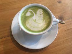 白鳥のかわいいラテアートが注文できるチェンマイのおすすめカフェ!