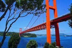 【長崎・平戸】九州本土の最西端から見る絶景!緑と海☆平戸のドライブコース!