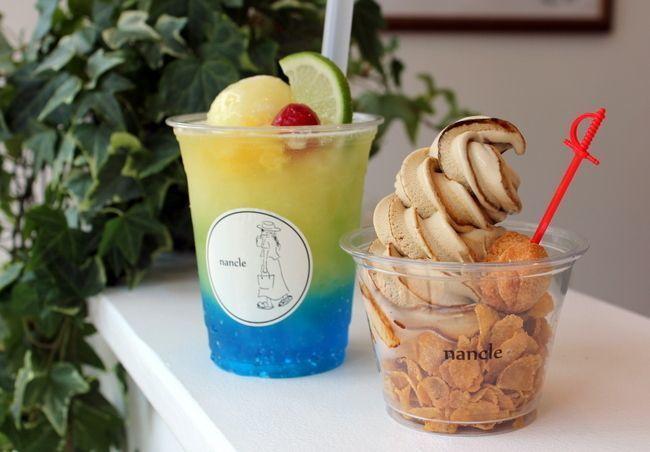 トロピカルでカラフルな新沖縄フルーツスムージー!【nancle】の画像