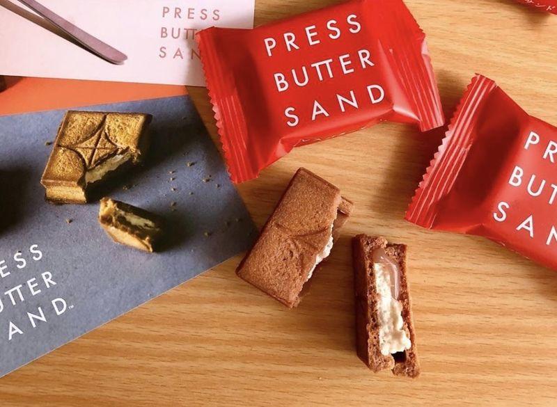 プレス バター サンド 博多
