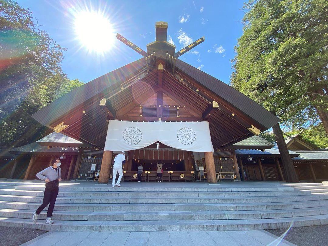 札幌のパワースポット神社7選!御朱印やお祭りの情報も!の画像