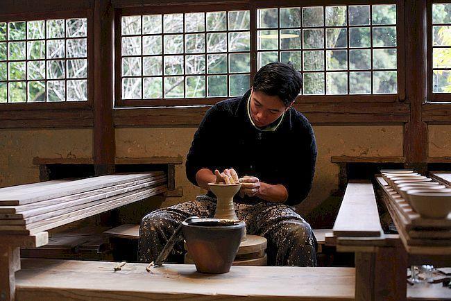 味のある器がそろった「中里健太 作陶展」 1月6日から開催!の画像