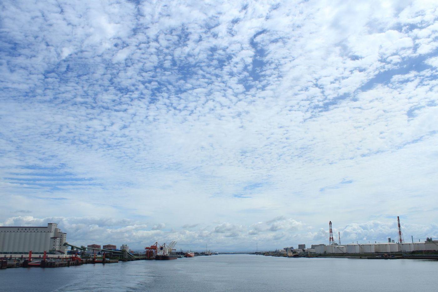 カーフェリーで北海道へ!賢く移動するなら20周年を迎える「商船三井フェリー」がおすすめの画像