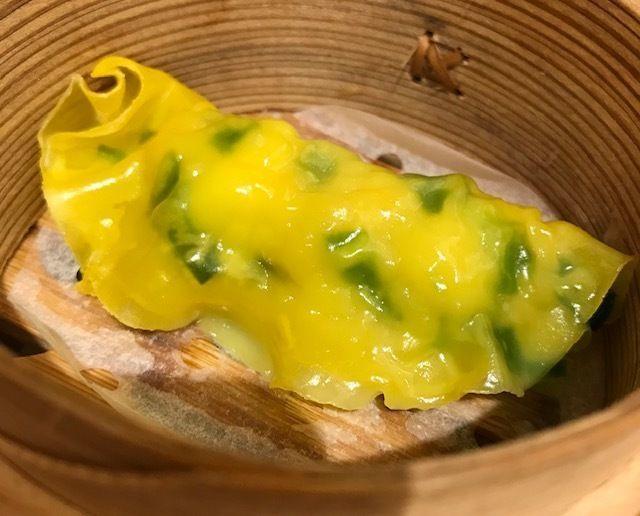 珍しい中華料理!ホウレン草チャーハンを銀座で食べよう♪の画像