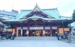【伝統ある神社】神田明神の近くでランチをするならここ♪