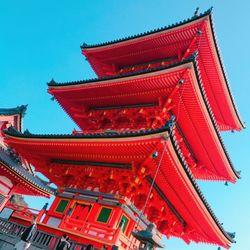 【京都観光】清水寺周辺のフルコース参拝でご利益をゲットしよう♡