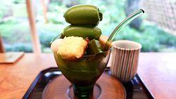 【人気】京都のオススメ!無碍山房の抹茶パフェが美味しいと話題♡