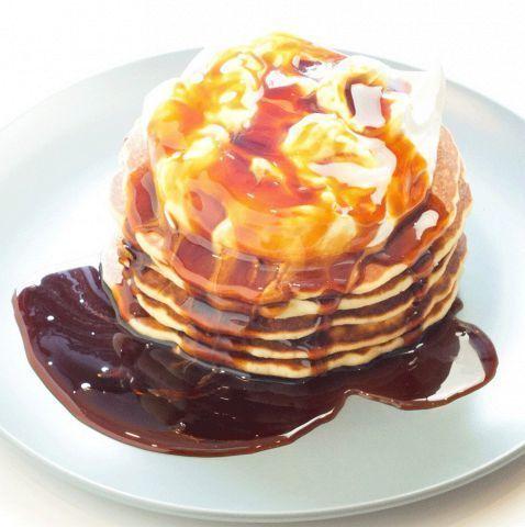 東京都内で本当においしいパンケーキを厳選!行列覚悟のおすすめ7店の画像