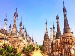 人気急上昇中!秘境ミャンマーで外せない観光スポット♡