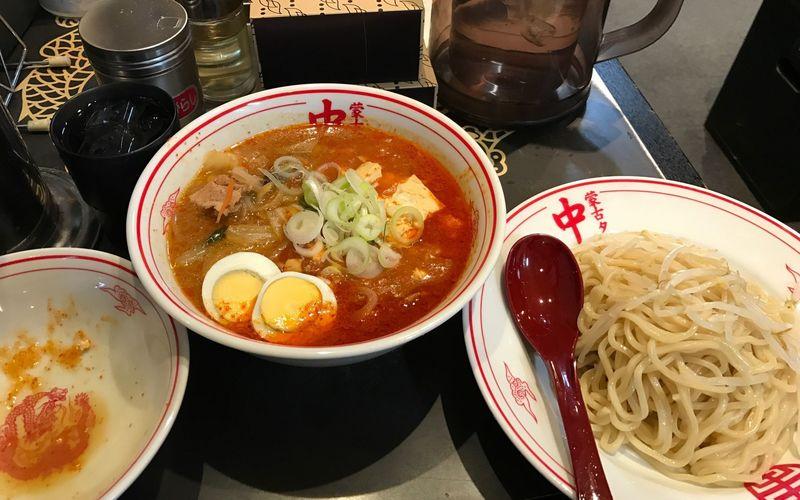 渋谷 つけ麺